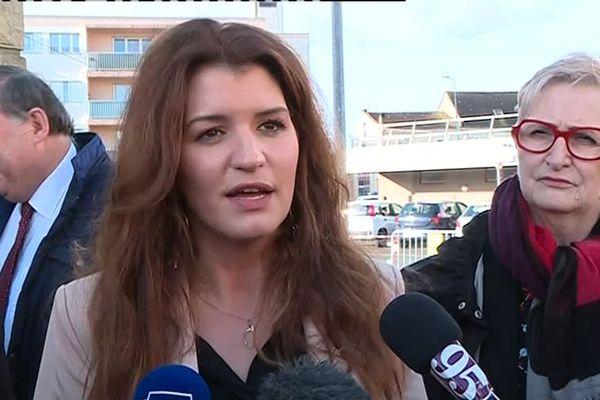 Marlène Schiappa réagit à l'agression homophobe qui a fait trois victimes le week-end dernier à Bordeaux.
