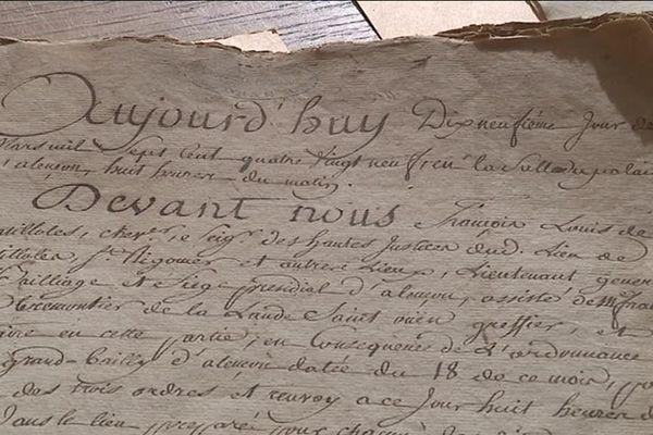 Les cahiers de doléances de 1789