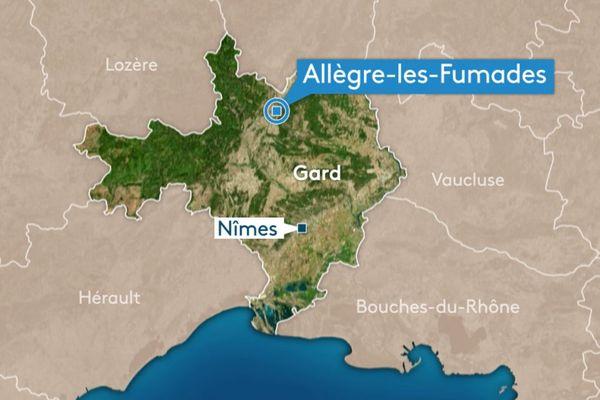 Allègre-les-Fumades(Gard)