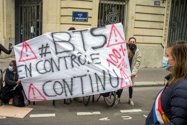 Les élèves de BTS réclament le recours au contrôle continu