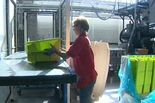 L'usine d'Arinthod de Smoby Toys est en plein développement