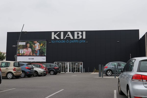 Le magasin Kiabi d'Englos