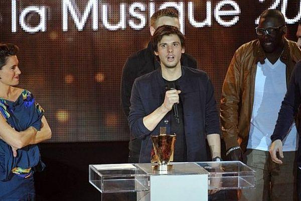 Archives : Orelsan, double vainqueur aux victoires de la musique 2012