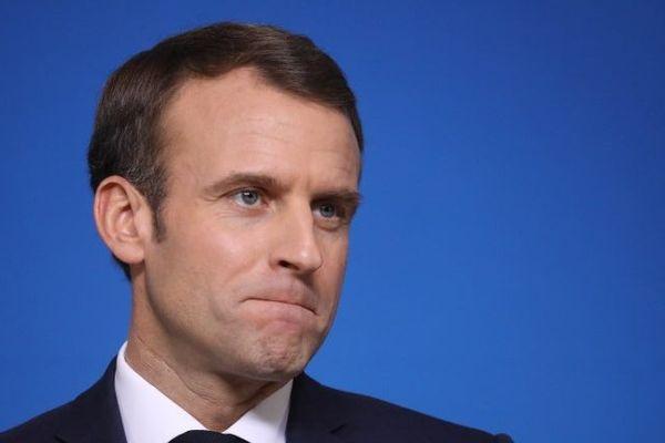 Emmanuel Macron a vivement critiqué la décision de Ford concernant la fermeture de l'usine de Blanquefort.