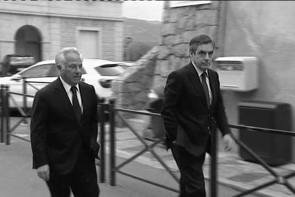ARCHIVES - Affaire Fillon: Camille de Rocca Serra fidèle au candidat de la droite à la présidentielle