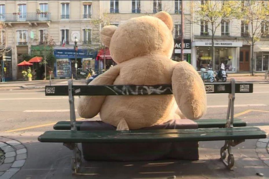 Paris : Qui sont ces nounours qui envahissent le quartier des Gobelins ?
