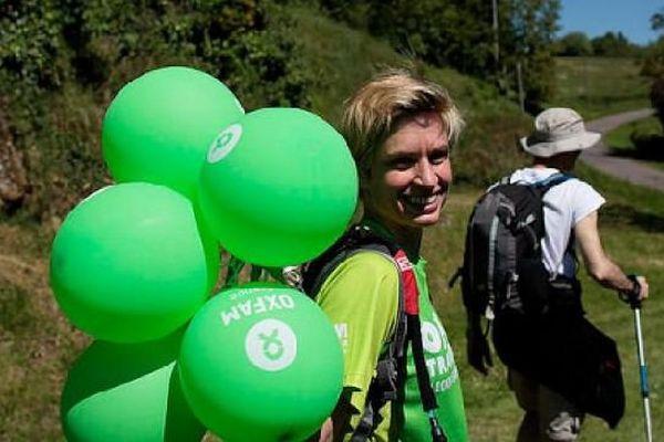 La 6e édition du Trailwalker Oxfam France se déroule samedi 6 et dimanche 7 juin 2015 dans le Parc Régional du Morvan, en Bourgogne.