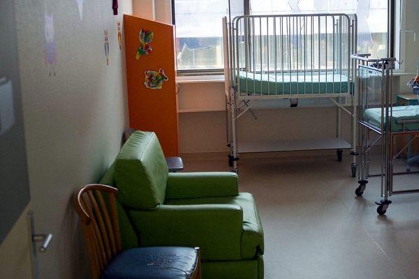 Photo d'illustration. L'hôpital de Chaumont a de gros besoins en fauteuils lits au service pédiatrie qui reçoit beaucoup d'enfants chaque jour.