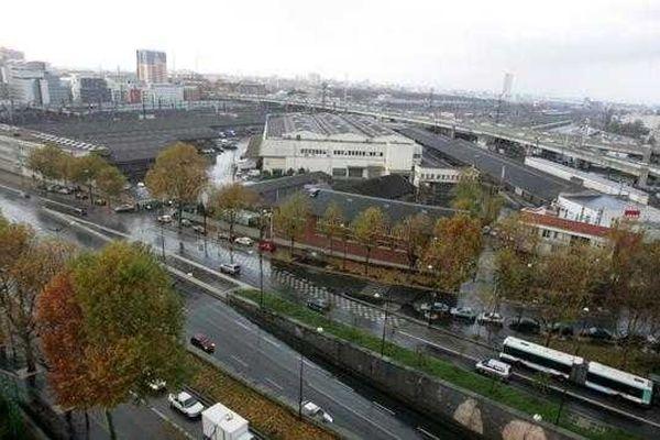 Le braquage a eu lieu au niveau de la Porte de la Chapelle à Paris