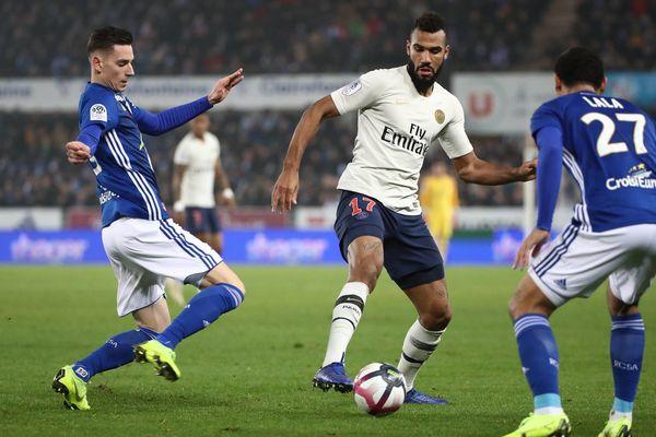 Strasbourg avait tenu en échec le PSG (1-1) au stade de la Meinau en 16e journée du championnat de France de Ligue 1, le 5 décembre 2018.
