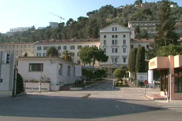 Hôpital Sainte-Marie, à Nice