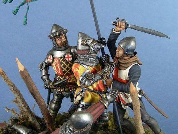 Guillaume Martel de Bacqueville, porte-oriflamme de France