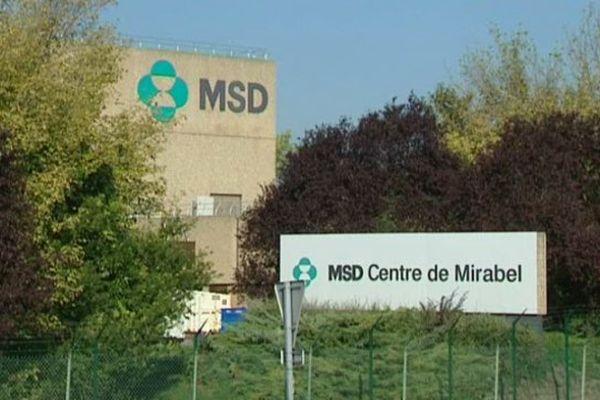 L'annonce de la cession du centre de recherche est une (mauvaise) surprise pour les salariés de MSD.
