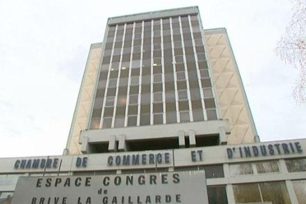 Chambre de commerce et d'industrie de Brive la Gaillarde ( Corrèze)