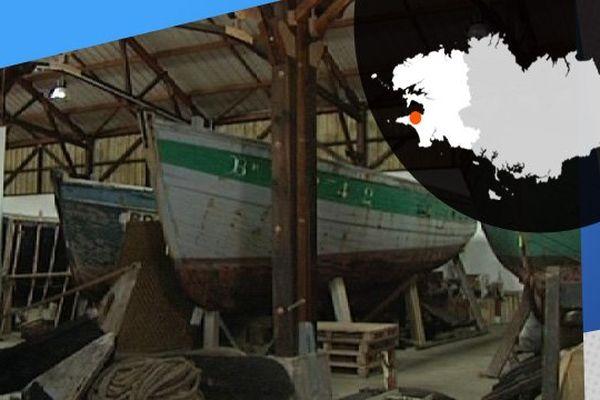 Au port musée de Douarnenez