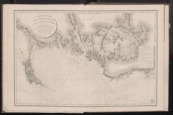 A l'occasion des 300 ans du Shom, plongez dans l'histoire des cartes marines.