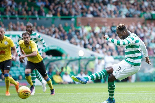 Moussa Dembélé a marqué 51 buts en 94 matches avec le Celtic Glasgow en deux saisons.