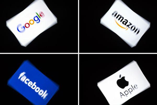 """Les grandes entreprises du numérique, dont les """"GAFA"""", vont être plus lourdement taxées en France."""