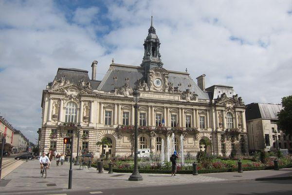 Hôtel de Ville de Tours (Indre-et-Loire)