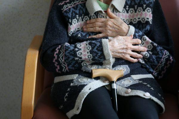 En Alsace, 90% des personnes âgées de plus de 75 ans vivent à domicile.
