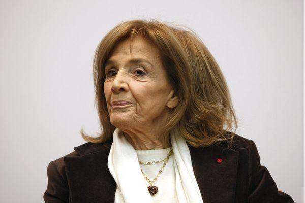 Gisèle Halimi, en novembre 2008. L'avocate et femme politique franco-tunisienne, figure du féminisme, est décédée le 28 juillet dernier à l'âge de 93 ans.