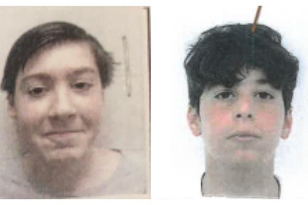 Ces deux adolescents sont porté disparus depuis le 14 septembre à Vitry-le-François dans la Marne.