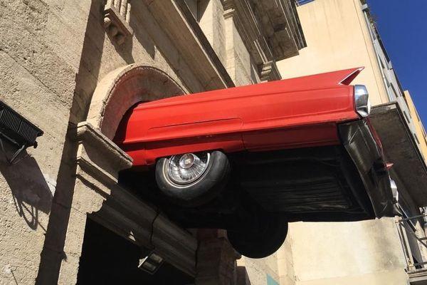 La discothèque le Rockstore, rue de Verdun, à Montpellier.