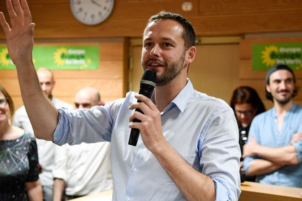 David Belliard va représenter la liste EELV à Paris aux municipales 2020.