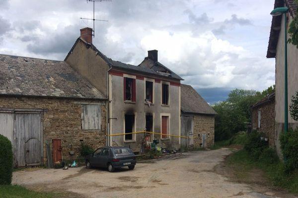 Une fillette de deux a trouvé la mort dans l'incendie de la maison d'habitation de sa grand-mère dans l'Allier.