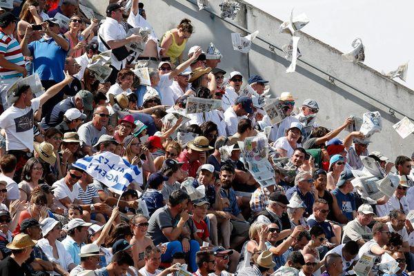 Le Stade Armandi le 21 mai 2016.