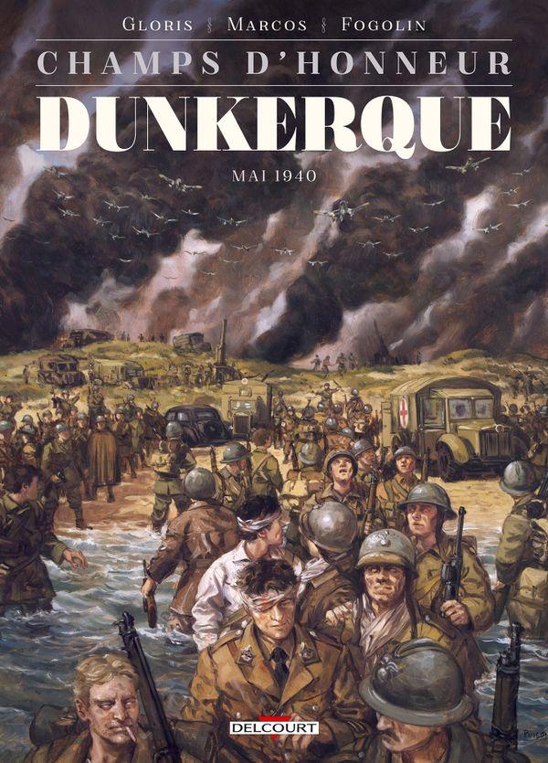 """La couverture de """"Dunkerque - Mai 1940"""""""