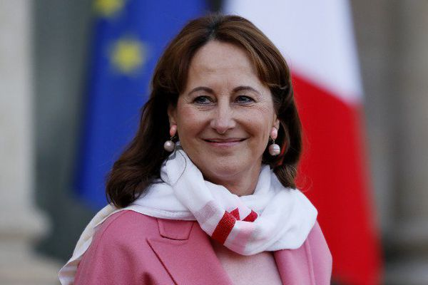 10/12/16 - La ministre de l'Environnement, de l'Energie et de la Mer, Ségolène Royal