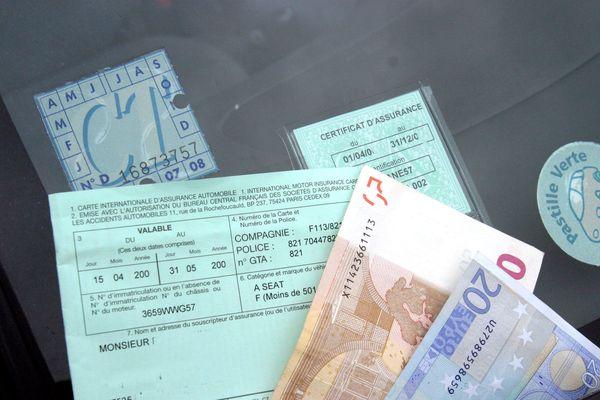Les Nordistes dépensent plus pour leur assurance auto que la moyenne des Français...
