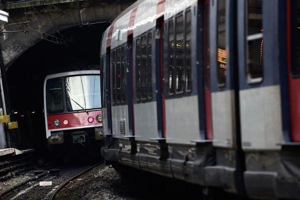 Le RER B sera coupé sur sa branche nord (illustration).