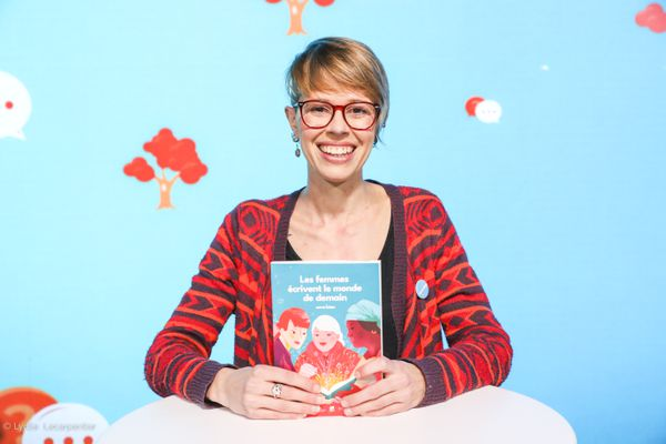 Laura Carpentier Goffre lauréate du concours sorosistas