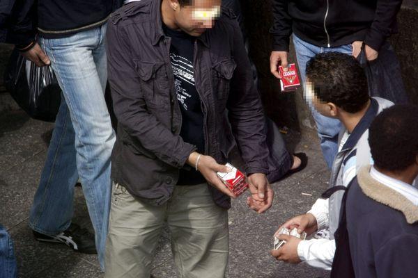 Le trafic de cigarettes représente 55,1% des ventes à Marseille, 42% en région PACA