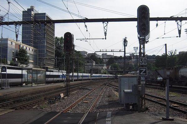 La gare d'Angoulême sera profondément transformée au terme de deux années de travaux