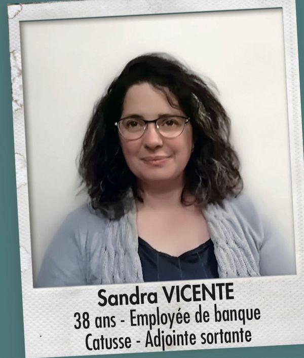 Sandra Vicente, 38 ans, venait d'être élue pour un second mandat sur la commune de Sénouillac (Tarn).