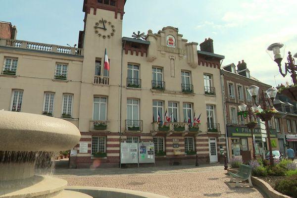 Mairie de Forges-les-Eaux (archives)