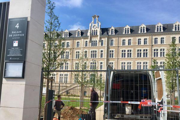 La cité judiciaire de Poitiers