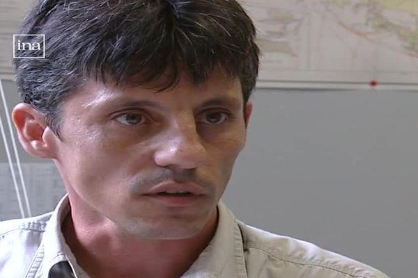 Guy Sénéchal, géophysicien et sismologue à l'Université de Pau et des pays de l'Adour