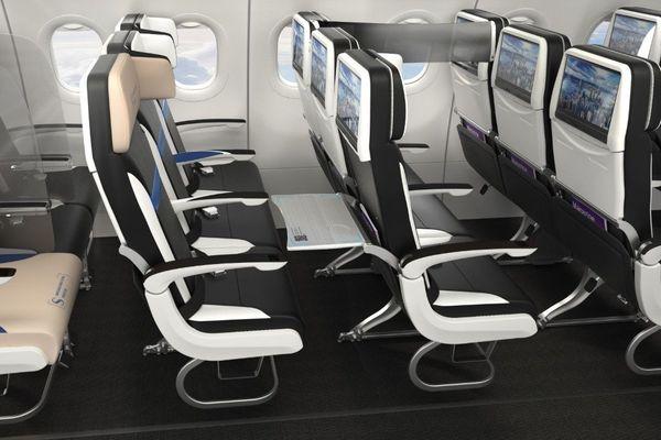 L'entreprise aide les compagnies aériennes à s'adapter face à la situation sanitaire.