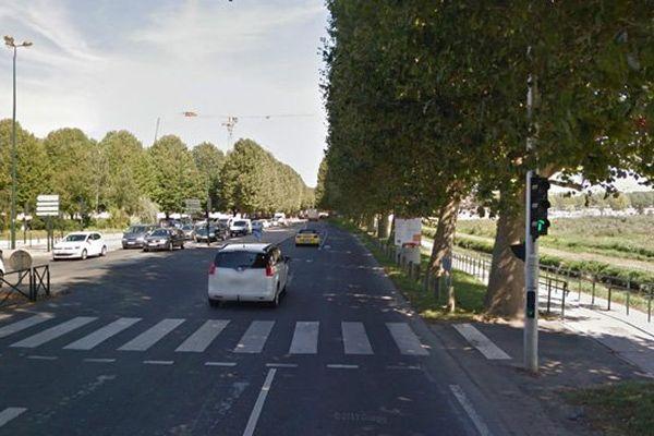 La circulation sur le boulevard Guillou s'effectuera à sens unique pendant toutes les vacances de printemps