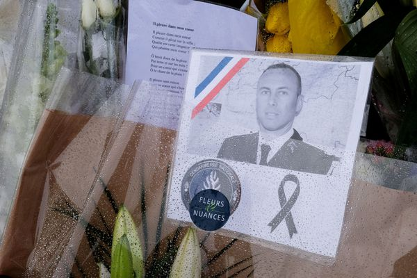 La France rendra hommage au Lieutenant-Colonel Arnaud Beltrame