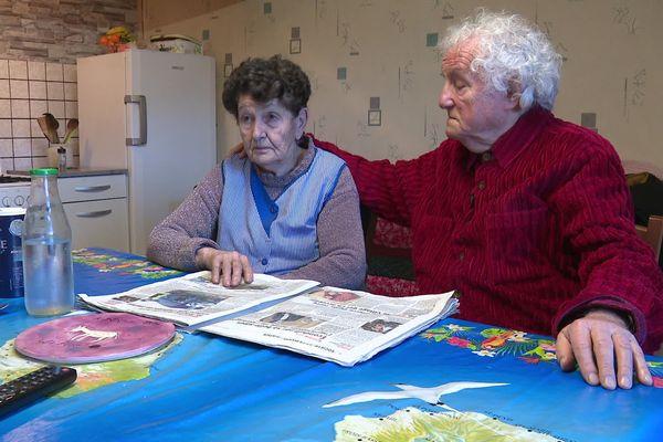 Il y a 76 ans, Colette faisait partie de la famille qui a accueilli Pierre pendant la seconde guerre mondiale.