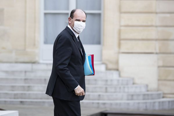 Jean Castex est attendu en début de matinée devant la station de métro Université Paul Sabatier à Toulouse.