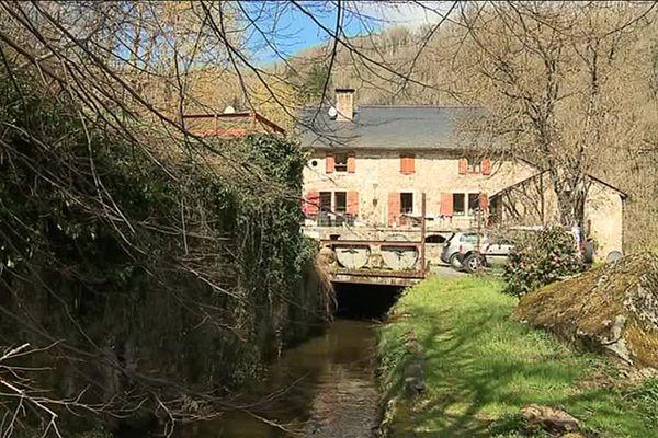 Le moulin de Record dans le Tarn