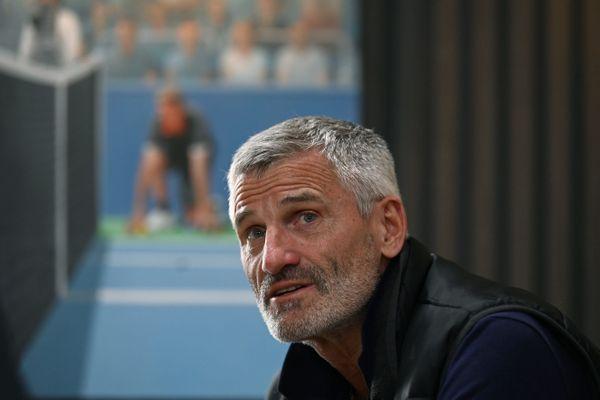 Le Lyonnais, Gilles Moretton, est candidat à la présidence de la FFT en décembre 2020