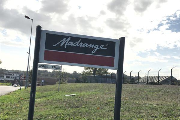 Le site de Madrange à Feytiat près de Limoges.