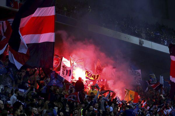 Le 1er avril 2017 : AS Monaco contre le  Paris Saint Germain pour la finale de la coupe de Ligue à Lyon.